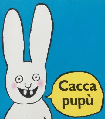 """""""Caccapupù"""" di Stephanie Blake. Babalibri 2006"""