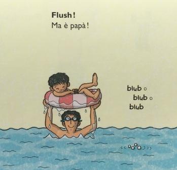 """Blub blub blub"" di Yuichi Kasano. Babalibri 2009"