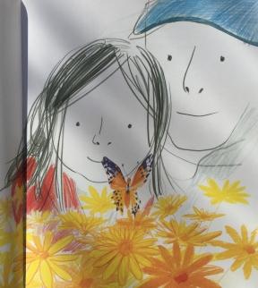 """""""Chiedimi cosa mi piace"""". Illustrazioni di Suzy Lee e testo di Bernard Waber. Terre di Mezzo 2016"""