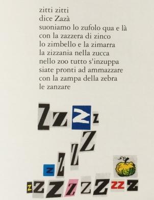 """Alfabetiere"" di Bruno Munari. Corraini 2011"