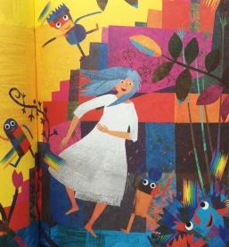"""""""Il Ghiribizzo"""" di Bruno Tognolini (testo) e Giulia Orecchia (illustrazioni). Motta Junior 2014"""