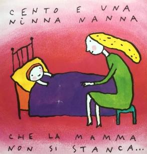 """""""Ninna nanna ninna mamma"""" di Antonella Abbatiello. Fatatrac 2004"""