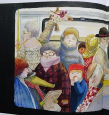Illustrazioni di Mariachiara Di Giorgio